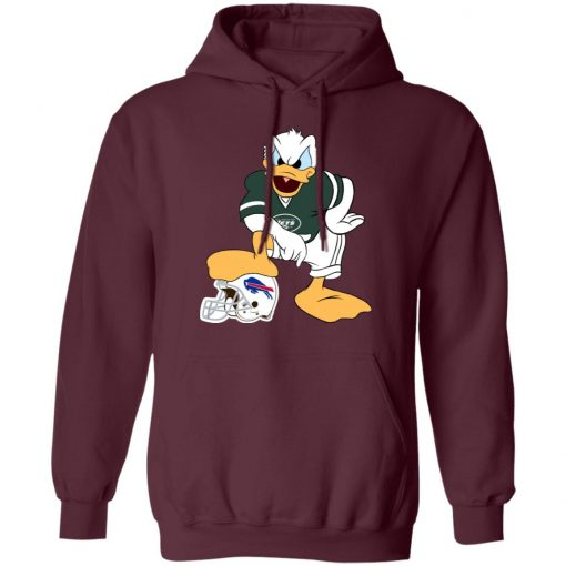 You Cannot Win Against The Donald New York Jets NFL Hoodie