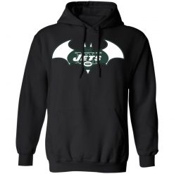 We Are The New York Jets Batman NFL Mashup Hoodie