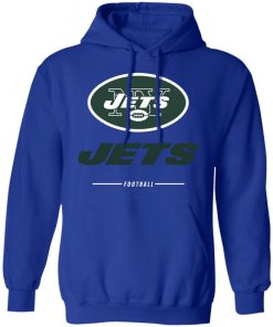 Men's new york jets NFL Pro Line Black Team Lockup Hoodie