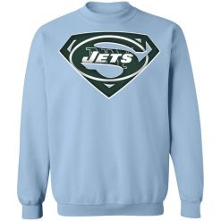 We Are Undefeatable The New York Jets x Superman NFL Sweatshirt