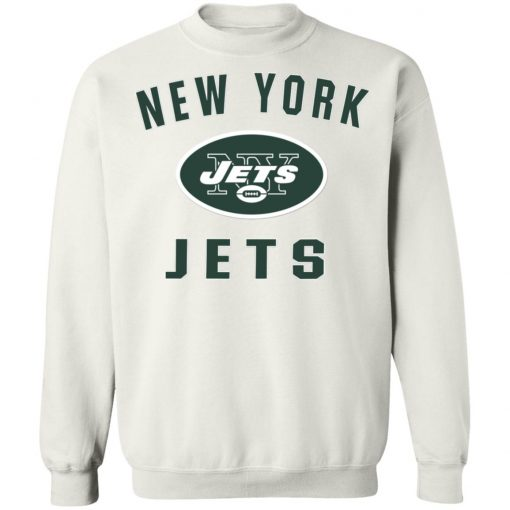 New York Jets NFL Pro Line by Fanatics Branded Vintage Victory Sweatshirt