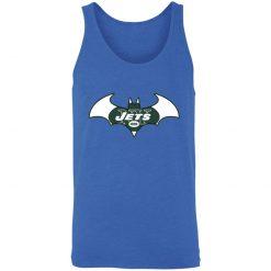 We Are The New York Jets Batman NFL Mashup Unisex Tank