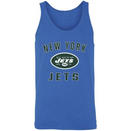 New York Jets NFL Pro Line by Fanatics Branded Vintage Victory Unisex Tank