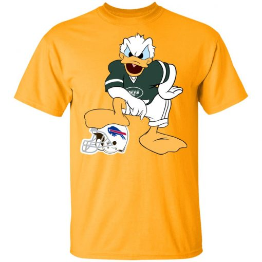 You Cannot Win Against The Donald New York Jets NFL Men's T-Shirt