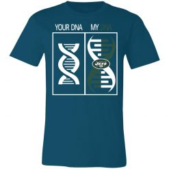 My DNA Is The New York Jets Football NFL Unisex Jersey Tee