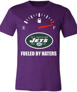 Fueled By Haters Maximum Fuel New York Jets Unisex Jersey Tee