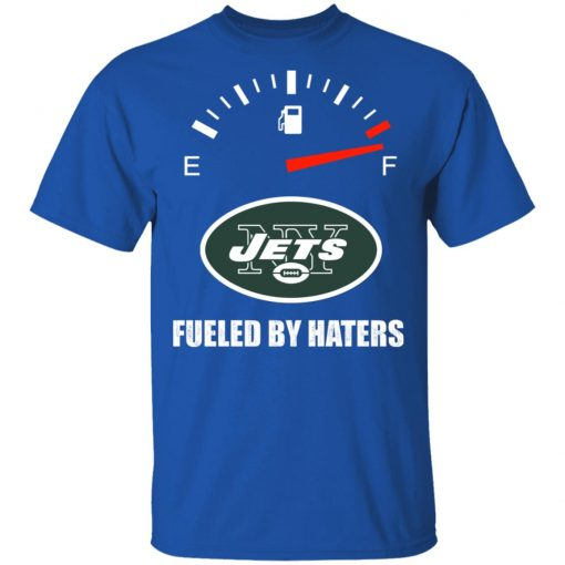 Fueled By Haters Maximum Fuel New York Jets Men's T-Shirt
