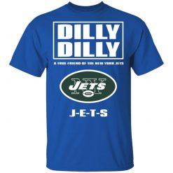 A True Friend Of The New York Jets Men's T-Shirt
