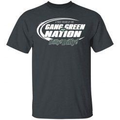 A True Friend Of The Gang Green Nation Men's T-Shirt