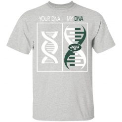 My DNA Is The New York Jets Football NFL Youth T-Shirt