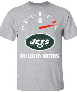 Fueled By Haters Maximum Fuel New York Jets Youth T-Shirt