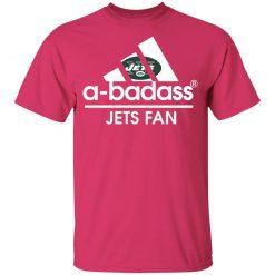 A-Badass New York Jets Mashup Adidas NFL Youth T-Shirt