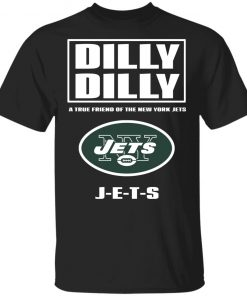 A True Friend Of The New York Jets Youth T-Shirt
