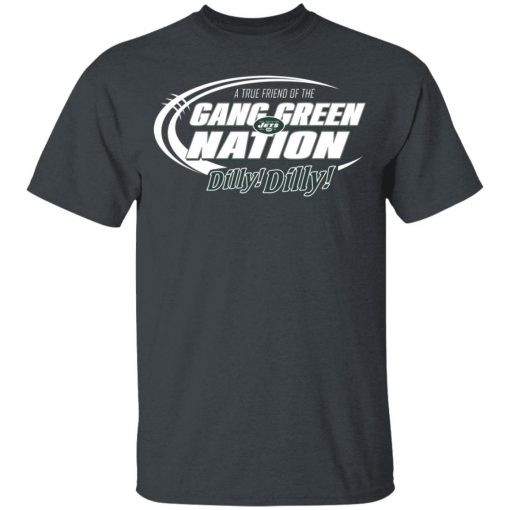A True Friend Of The Gang Green Nation Youth T-Shirt