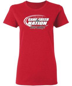 A True Friend Of The Gang Green Nation Women's T-Shirt
