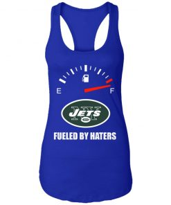 Fueled By Haters Maximum Fuel New York Jets Racerback Tank