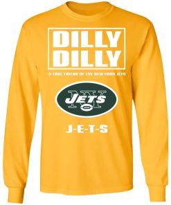 A True Friend Of The New York Jets LS T-Shirt