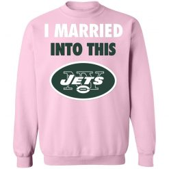 This Girl Loves Her New York Jets Sweatshirt
