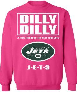 A True Friend Of The New York Jets Sweatshirt