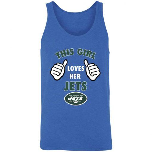 This Girl Loves Her New York Jets 3480 Unisex Tank