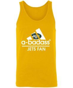 A-Badass New York Jets Mashup Adidas NFL 3480 Unisex Tank
