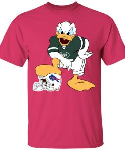 You Cannot Win Against The Donald New York Jets NFL Youth's T-Shirt