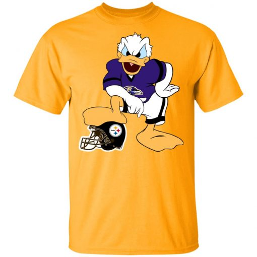 You Cannot Win Against The Donald Baltimore Ravens NFL Men's T-Shirt
