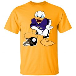 You Cannot Win Against The Donald Baltimore Ravens NFL Youth's T-Shirt