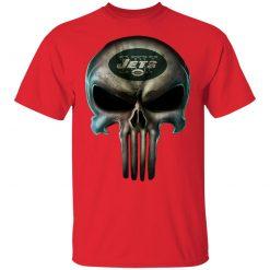 New York Jets The Punisher Mashup Football Youth's T-Shirt
