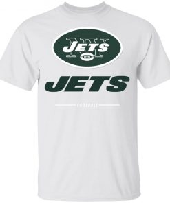 Men's new york jets NFL Pro Line Black Team Lockup Youth's T-Shirt