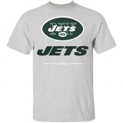 Men's new york jets NFL Pro Line Black Team Lockup Youth's T-Shirt
