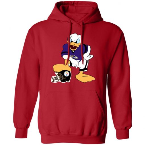 You Cannot Win Against The Donald Baltimore Ravens NFL Hoodie