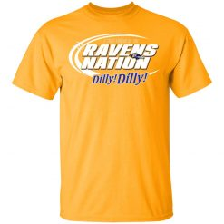 A True Friend Of The Ravens Nation Men's T-Shirt