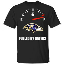 Fueled By Haters Maximum Fuel Baltimore Ravens Shirts Youth T-Shirt