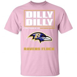 Dilly Dilly A True Friend Of The Baltimore Ravens Shirts Youth T-Shirt