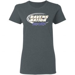 A True Friend Of The Ravens Nation Women's T-Shirt