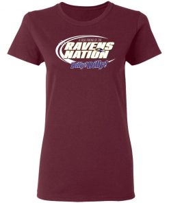 A True Friend Of The Ravens Nation Women's T-Shirt