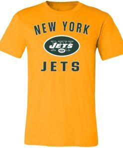New York Jets NFL Pro Line by Fanatics Branded Vintage Victory Unisex Jersey Tee