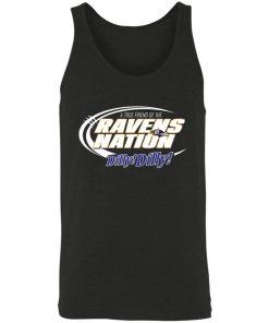 A True Friend Of The Ravens Nation 3480 Unisex Tank