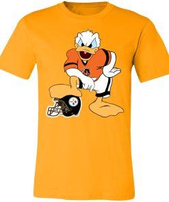 You Cannot Win Against The Donald Cincinnati Bengals NFL Unisex Jersey Tee