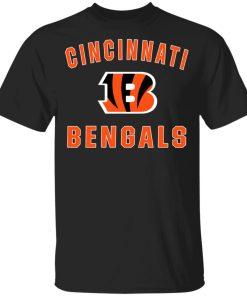 Cincinnati Bengals NFL Pro Line Gray Victory Youth's T-Shirt