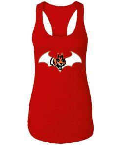 We Are The Cincinnati Bengals Batman NFL Mashup Racerback Tank