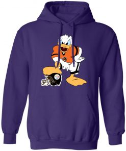 You Cannot Win Against The Donald Cincinnati Bengals NFL Hoodie