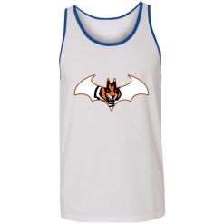We Are The Cincinnati Bengals Batman NFL Mashup Unisex Tank